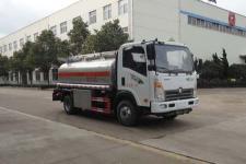 华威驰乐牌SGZ5070GJYWP5型加油车