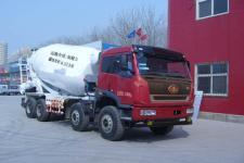 解放牌CA5310GJBP2K2T4NE5A80型混凝土搅拌运输车图片