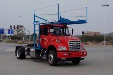 乘龙牌LZ5180TBQG2AB型车辆运输半挂牵引车图片