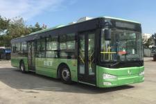 金旅牌XML6125JEVD0C1型纯电动城市客车图片