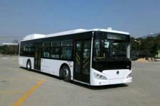 申龙牌SLK6129UNHEVZ型插电式混合动力城市客车图片
