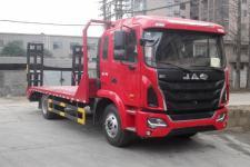 大力牌DLQ5160TPBXK5型平板运输车图片