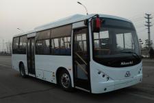 舒驰牌YTK6830GEV3型纯电动城市客车