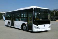 申龙牌SLK6859ULE0BEVL型纯电动城市客车图片