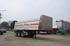 醒狮牌SLS9401XZW型杂项危险物品厢式运输半挂车图片