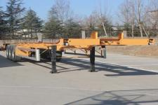 五岳牌TAZ9405TJZA型集装箱运输半挂车图片