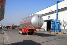 万事达牌SDW9404GFW型腐蚀性物品罐式运输半挂车