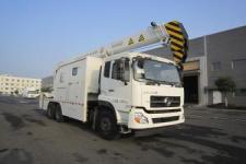 华石牌ES5240TCS型测试井架车图片