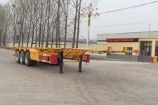 苏化牌PHY9400TJZ型集装箱运输半挂车图片