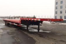 鹰力13.8米22.7吨2轴低平板半挂车(LYF9300TDP)