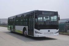 12米申龙SLK6129ULE0BEVN1纯电动城市客车