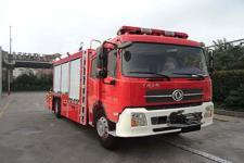 银河牌BX5130TXFJY119/D4型抢险救援消防车图片