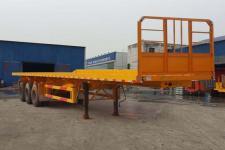 恒宇事业牌FYD9404ZZXP型平板自卸半挂车图片