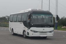 中通牌LCK6808EVQA型纯电动客车图片