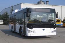 申龙牌SLK6109UNHEVL型插电式混合动力城市客车图片
