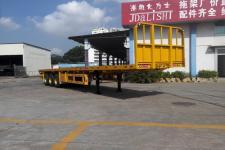 蛇口港机12.4米32.4吨其它平板半挂车(SGJ9401TP)