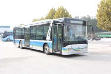 黄河牌JK6126GPHEVN5Q型插电式混合动力城市客车图片