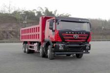 红岩牌CQ3316HMVG396S型自卸汽车图片