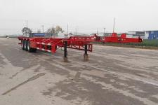 红荷北斗牌SHB9404TJZ型集装箱运输半挂车图片