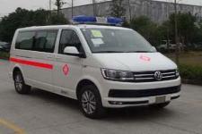 圣路牌SLT5030XJHN1W型救护车图片