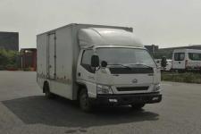 通途牌CTT5040XXYGC2BEV型纯电动厢式运输车