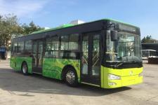 金旅牌XML6105JEVA0C1型纯电动城市客车图片