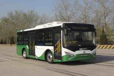 广通客车牌SQ6858BEVB81型纯电动城市客车