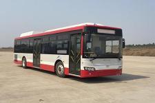象牌SXC6110GHEV2型插电式混合动力城市客车