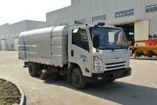 双富牌FJG5080TXSJX型洗扫车