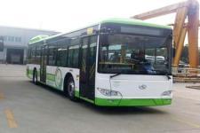 金龙牌XMQ6127AGCHEVN59型插电式混合动力城市客车图片