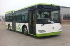 金龙牌XMQ6106AGPHEVN51型插电式混合动力城市客车图片