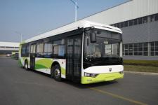 12米亚星JS6128GHBEV8纯电动城市客车