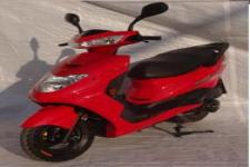 华鹰牌HY125T-6A型两轮摩托车图片