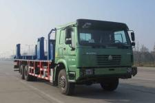 宝涛牌JHX5252TJG型井管运输车图片