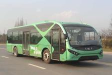 青年牌JNP6103BEVBN型纯电动城市客车