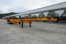 闽兴牌FM9400TJZC型集装箱运输半挂车图片