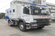 航天牌SJH5090XJH型救护车