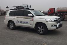 中集牌ZJV5031XTXSD5型通信车图片