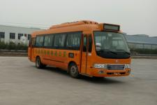 晶马牌JMV6820GRBEV5型纯电动城市客车