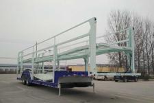华威翔运牌CYX9203TCC型乘用车辆运输半挂车图片