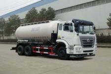 华威驰乐牌SGZ5250GGHZZ5J5型干混砂浆运输车图片
