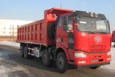 解放牌CA3310P63K2L3T4E5型平头柴油自卸汽车图片