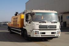 XZJ5162THB型徐工牌车载式混凝土泵车图片