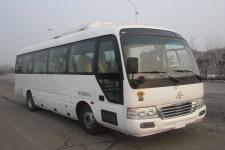 舒驰牌YTK6810EV3型纯电动客车