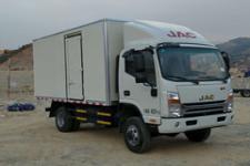 江淮牌HFC2041XXYP73K1C3V-S型越野厢式运输车图片