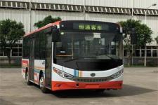 7.5米恒通客车CKZ6751D5城市客车