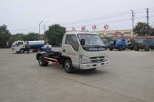 华通牌HCQ5035ZXXB5型车厢可卸式垃圾车
