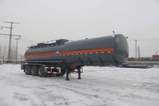 陆平机器牌LPC9403GFWS型腐蚀性物品罐式运输半挂车图片