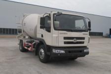 延龙牌LZL5161GJBV型混凝土搅拌运输车