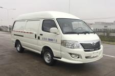金龙牌XMQ5031XXYBEVS型纯电动厢式运输车图片